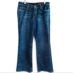 Seven7 Classic Flare Jeans